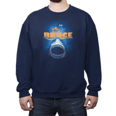 Finding Jaws - Crew Neck - Crew Neck - RIPT Apparel