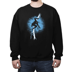 Wakandan Knight Returns - Crew Neck - Crew Neck - RIPT Apparel