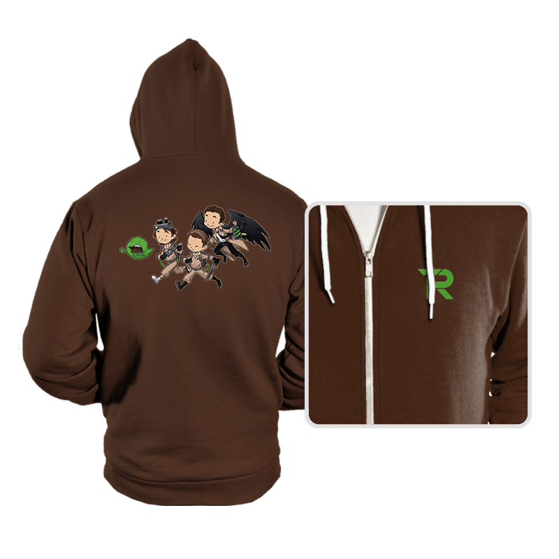 Who you Gonna Call... - Hoodies - Hoodies - RIPT Apparel
