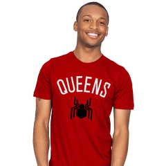 Queens - Mens - T-Shirts - RIPT Apparel