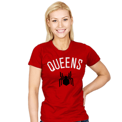 Queens - Womens - T-Shirts - RIPT Apparel
