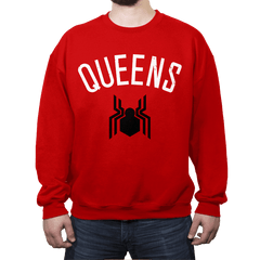 Queens - Crew Neck - Crew Neck - RIPT Apparel