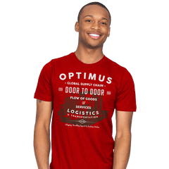 Optimus Trans - Mens - T-Shirts - RIPT Apparel