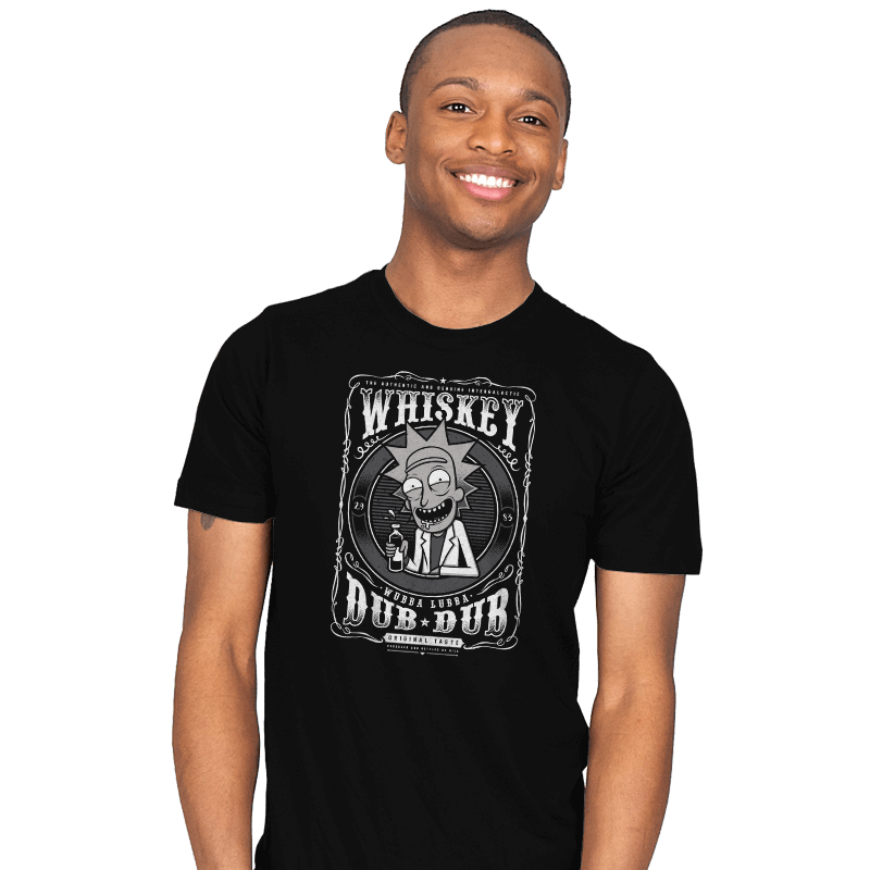 Whiskey Dub Dub - Mens - T-Shirts - RIPT Apparel