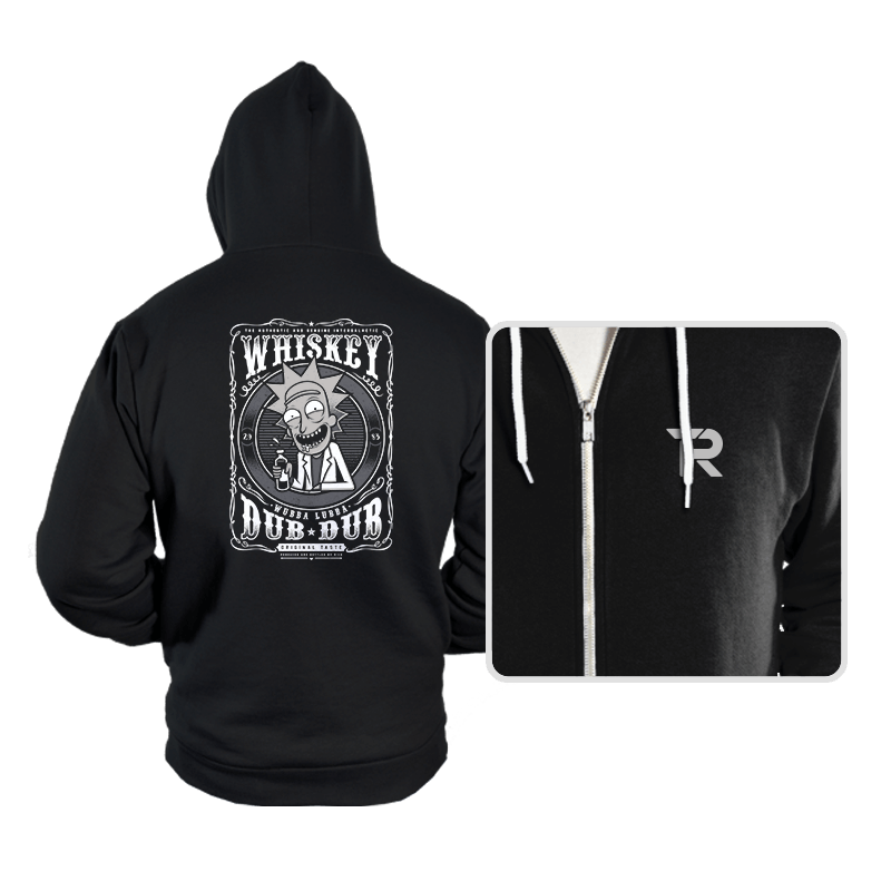 Whiskey Dub Dub - Hoodies - Hoodies - RIPT Apparel
