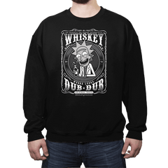 Whiskey Dub Dub - Crew Neck - Crew Neck - RIPT Apparel