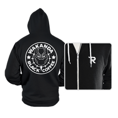 Wakanda Black Coffee - Hoodies - Hoodies - RIPT Apparel