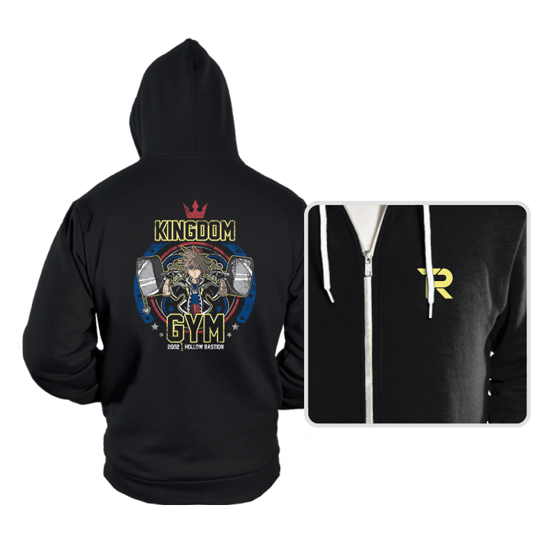 Kingdom Gym - Hoodies - Hoodies - RIPT Apparel