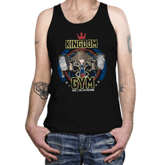 Kingdom Gym - Tanktop - Tanktop - RIPT Apparel