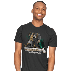 The Kingslayer - Mens - T-Shirts - RIPT Apparel