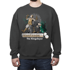 The Kingslayer - Crew Neck - Crew Neck - RIPT Apparel