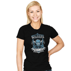 Walker's White Ale - Womens - T-Shirts - RIPT Apparel