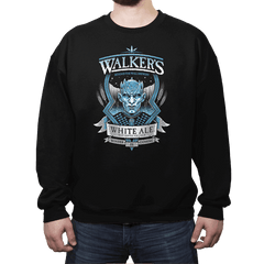 Walker's White Ale - Crew Neck - Crew Neck - RIPT Apparel