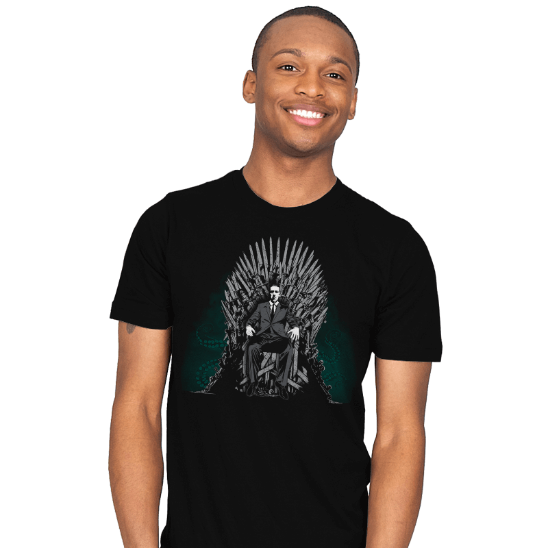 Cthulhu is Coming - Mens - T-Shirts - RIPT Apparel