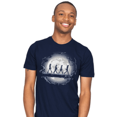 All You Need is Hakuna Matata - Mens - T-Shirts - RIPT Apparel