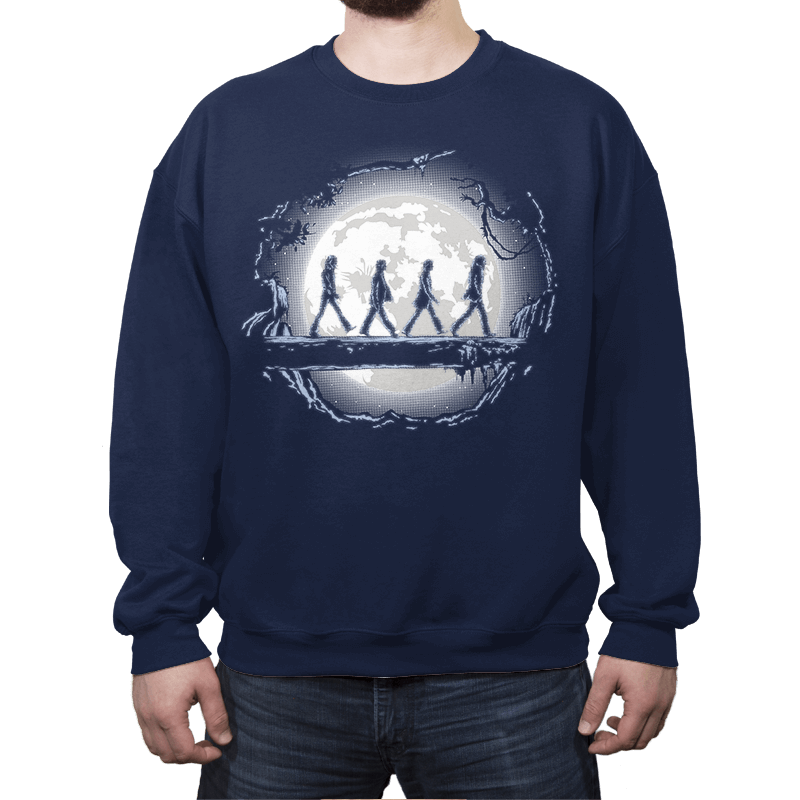 All You Need is Hakuna Matata - Crew Neck - Crew Neck - RIPT Apparel