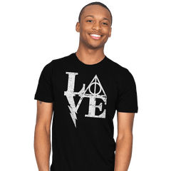 Harry Love - Mens - T-Shirts - RIPT Apparel