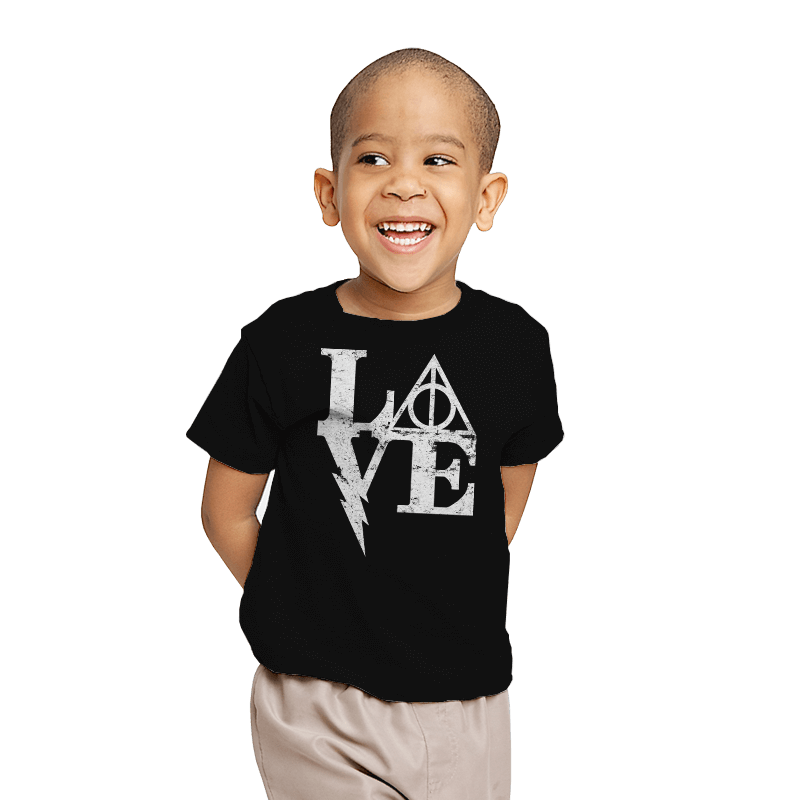 Harry Love - Youth - T-Shirts - RIPT Apparel