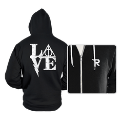 Harry Love - Hoodies - Hoodies - RIPT Apparel