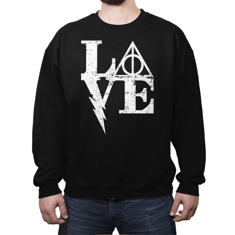 Harry Love - Crew Neck - Crew Neck - RIPT Apparel