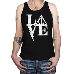 Harry Love - Tanktop - Tanktop - RIPT Apparel