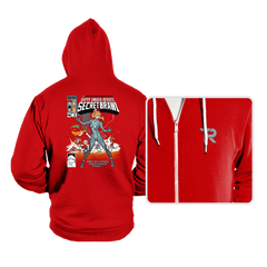 Secret Brawl - Hoodies - Hoodies - RIPT Apparel