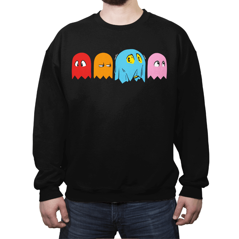 A Ghostly Disguise - Crew Neck - Crew Neck - RIPT Apparel