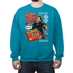 Guess Who Died?! - Crew Neck - Crew Neck - RIPT Apparel
