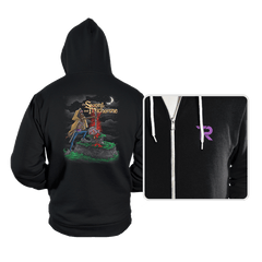 The Sword and Michonne - Hoodies - Hoodies - RIPT Apparel