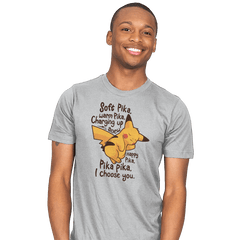 Soft Pika - Mens - T-Shirts - RIPT Apparel