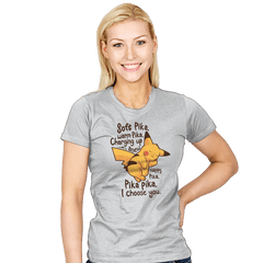 Soft Pika - Womens - T-Shirts - RIPT Apparel