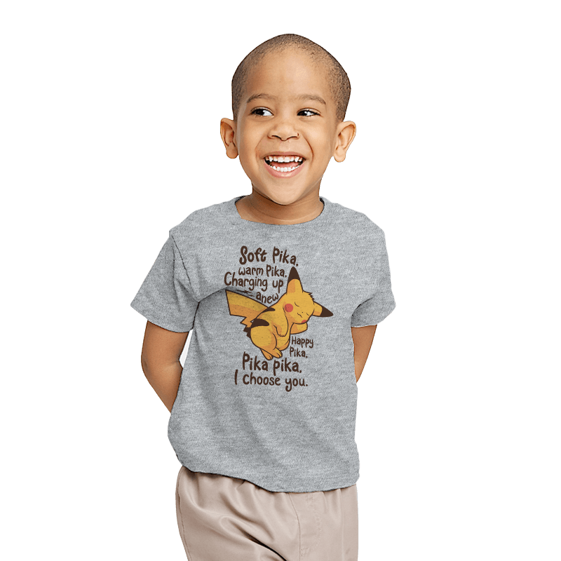 Soft Pika - Youth - T-Shirts - RIPT Apparel