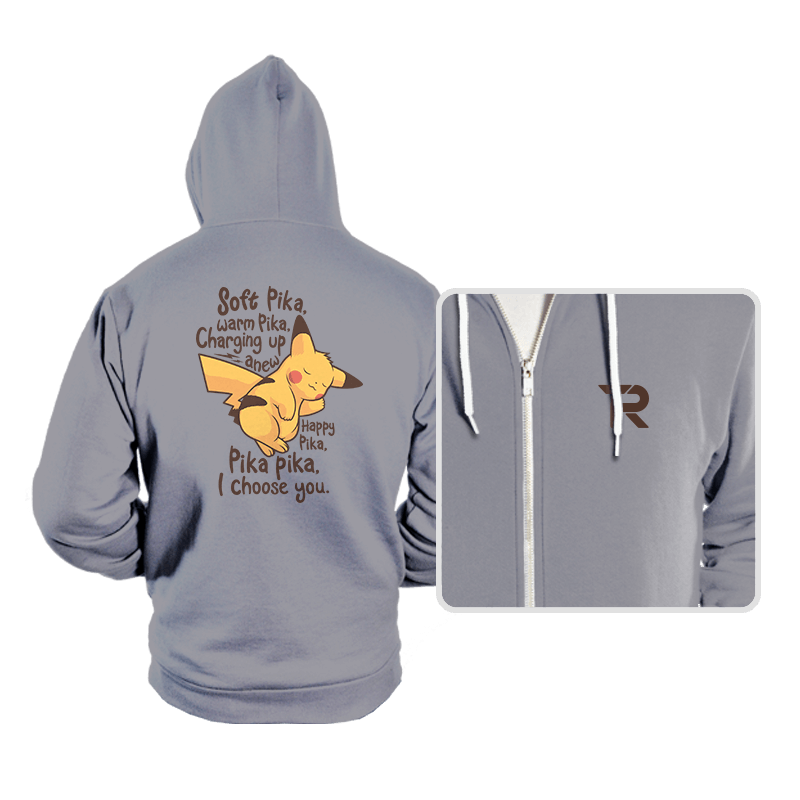 Soft Pika - Hoodies - Hoodies - RIPT Apparel