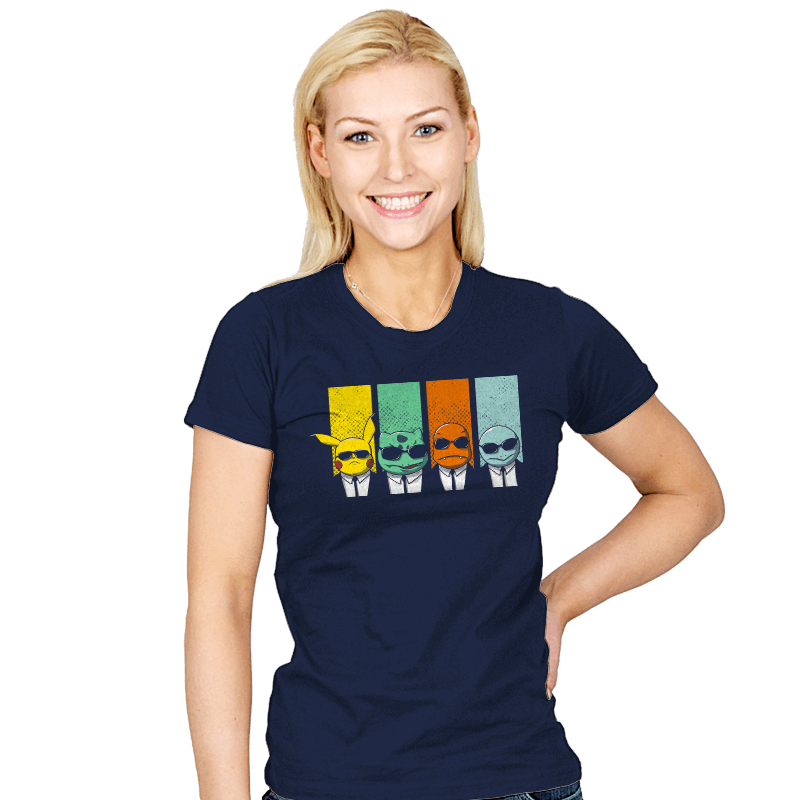 Reservoir Mons - Womens - T-Shirts - RIPT Apparel