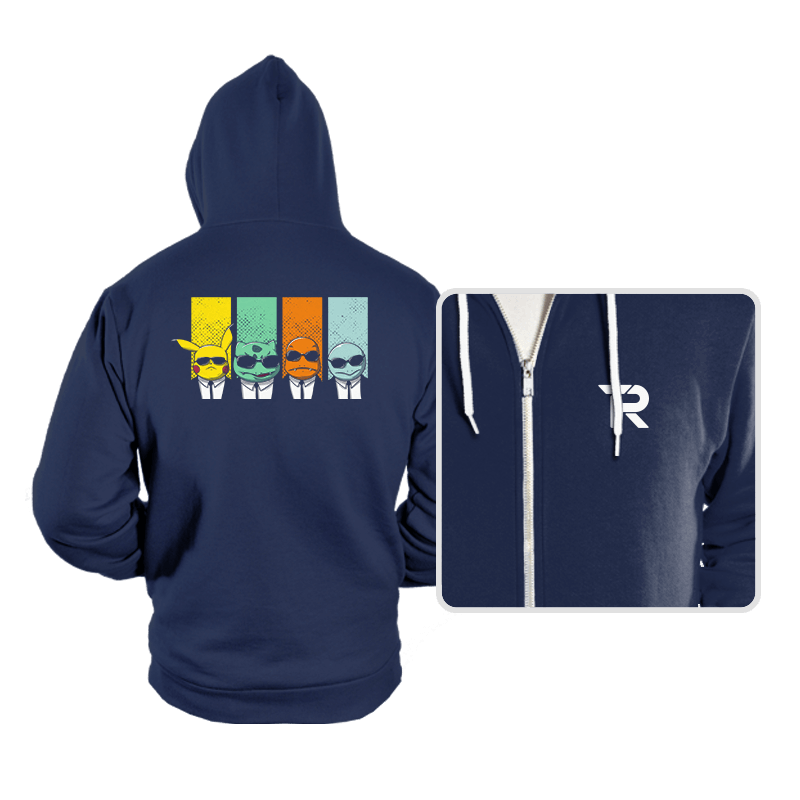 Reservoir Mons - Hoodies - Hoodies - RIPT Apparel