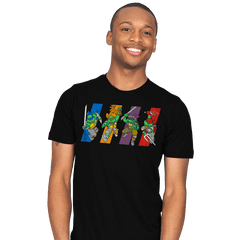 Select Your Ninja - Mens - T-Shirts - RIPT Apparel