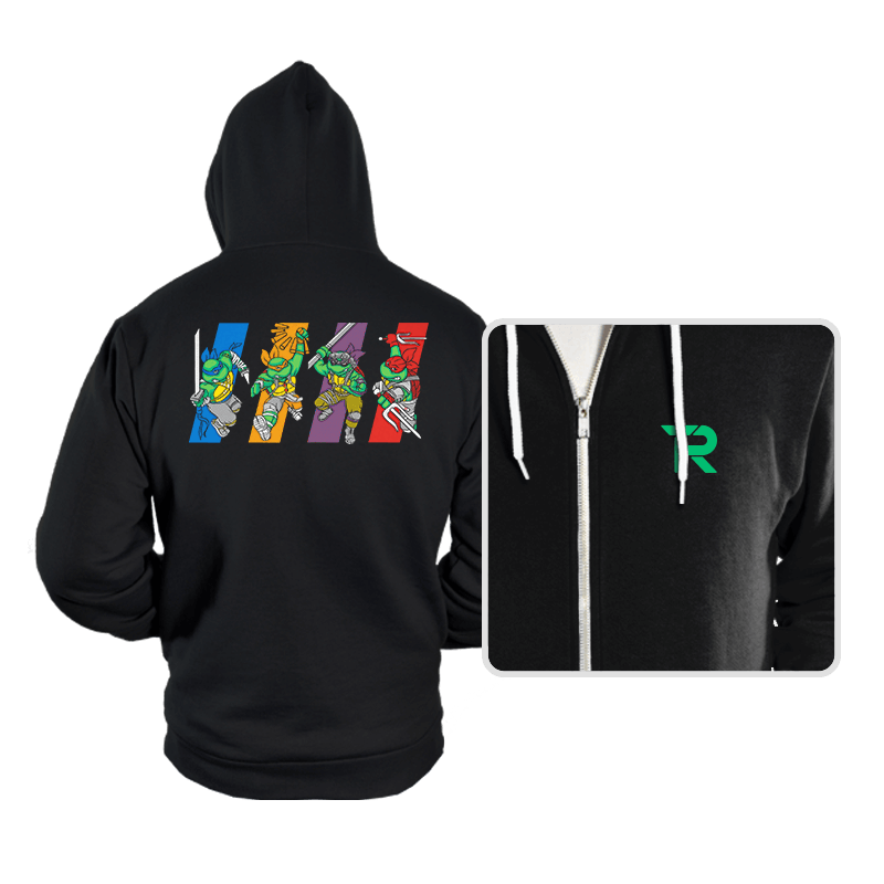 Select Your Ninja - Hoodies - Hoodies - RIPT Apparel