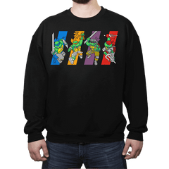 Select Your Ninja - Crew Neck - Crew Neck - RIPT Apparel