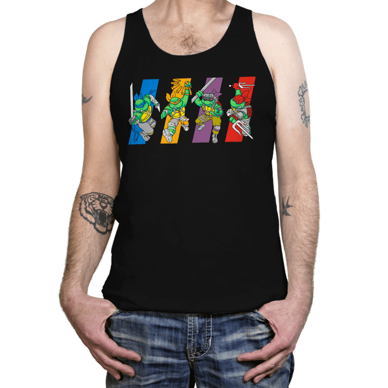 Select Your Ninja - Tanktop - Tanktop - RIPT Apparel
