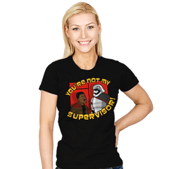 The Tunt Awakens - Womens - T-Shirts - RIPT Apparel