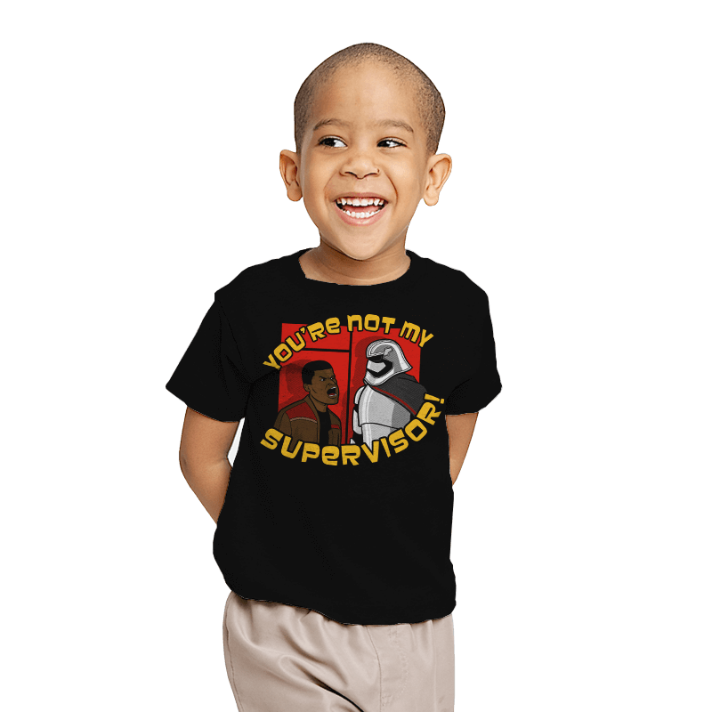 The Tunt Awakens - Youth - T-Shirts - RIPT Apparel