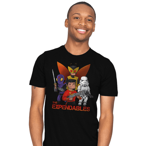 The Expendables Exclusive - Mens - T-Shirts - RIPT Apparel