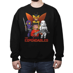 The Expendables Exclusive - Crew Neck - Crew Neck - RIPT Apparel
