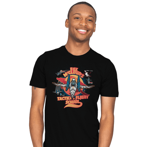 Arwing Flight School Exclusive - Mens - T-Shirts - RIPT Apparel