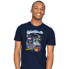 Quintessos Exclusive - Mens - T-Shirts - RIPT Apparel