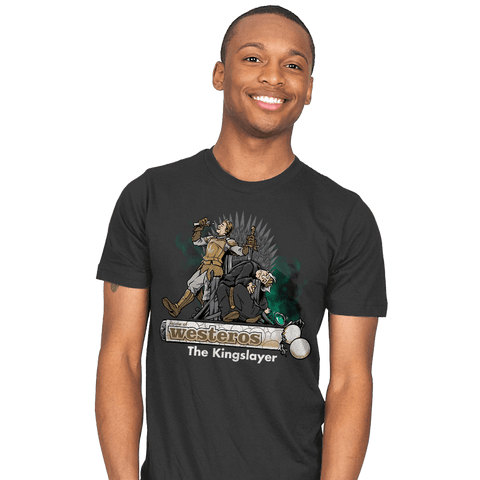 The Kingslayer Exclusive - Mens - T-Shirts - RIPT Apparel