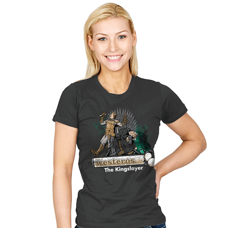 The Kingslayer Exclusive - Womens - T-Shirts - RIPT Apparel