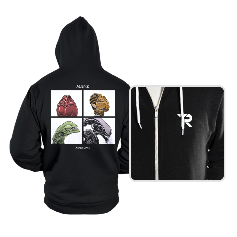 Xeno Days - Hoodies - Hoodies - RIPT Apparel