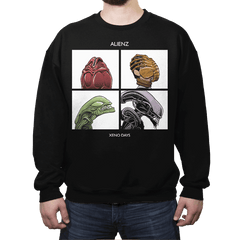 Xeno Days - Crew Neck - Crew Neck - RIPT Apparel