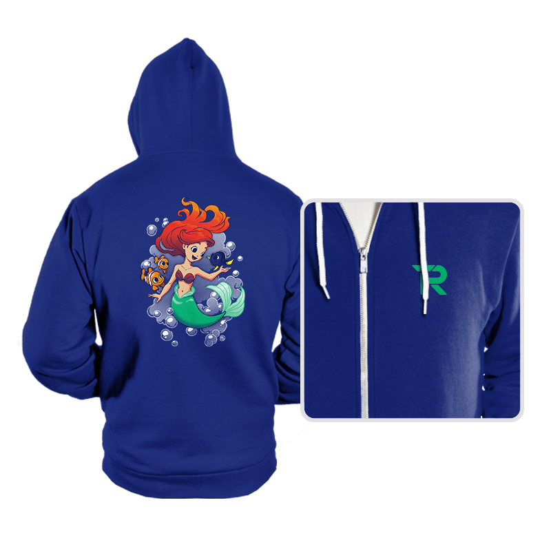 Finding Friends - Hoodies - Hoodies - RIPT Apparel